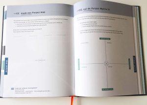 Purpuz planner - matrix en map
