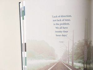 Zih ziglar - lack of direction not lack of time is the problem we all have twenty-four hour days