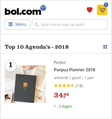 Purpuz Planner BOL1