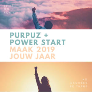Purpuz Power Start