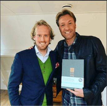 Purpuz Planner - Bij SBS met Victor Brand