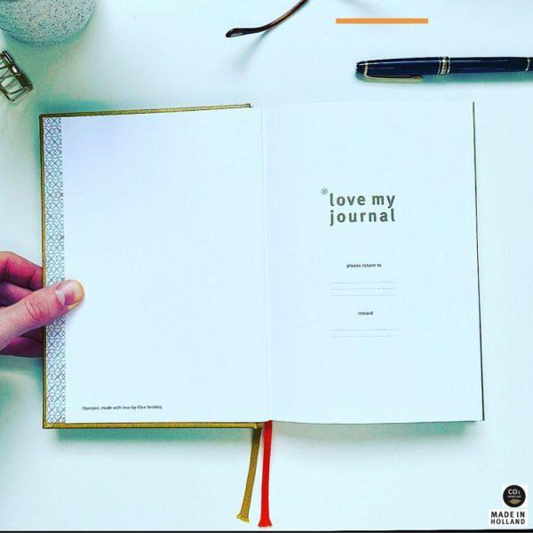 Love My Journal