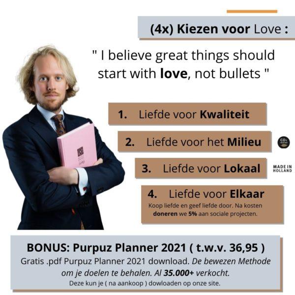 Purpuz Love Journal - Bullet_Journal_voordelen