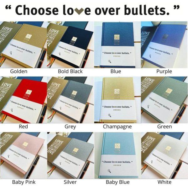 Purpuz Bullet Journal Collectie