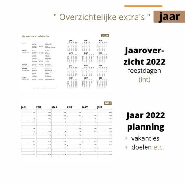 Familieplanner 2022 - Purpuz Family Planner 2022 - 6