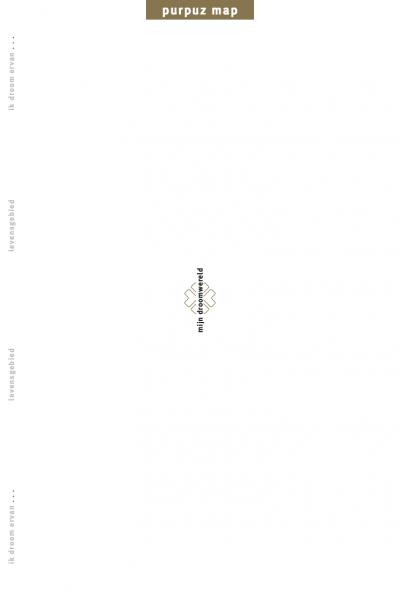 Purpuz Planner 2021 - Agenda 2021 - Purpuz Map - zo vind jij je dromen